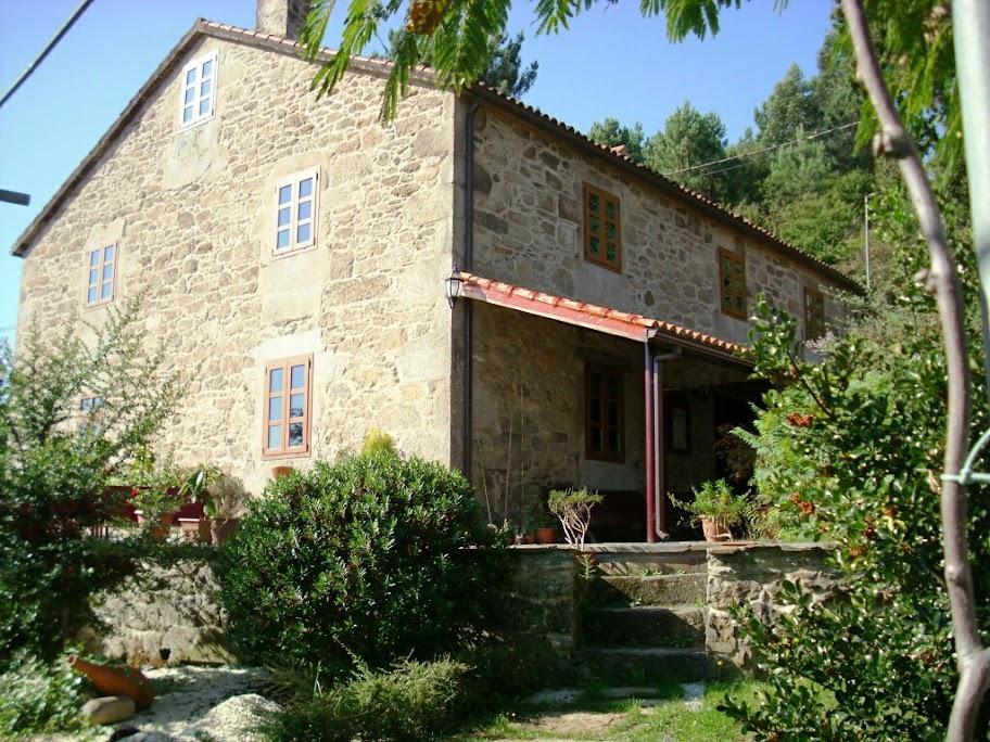 Casa de piedra en venta pontevedra a 27 kms de santiago y - Casa rural lalin ...