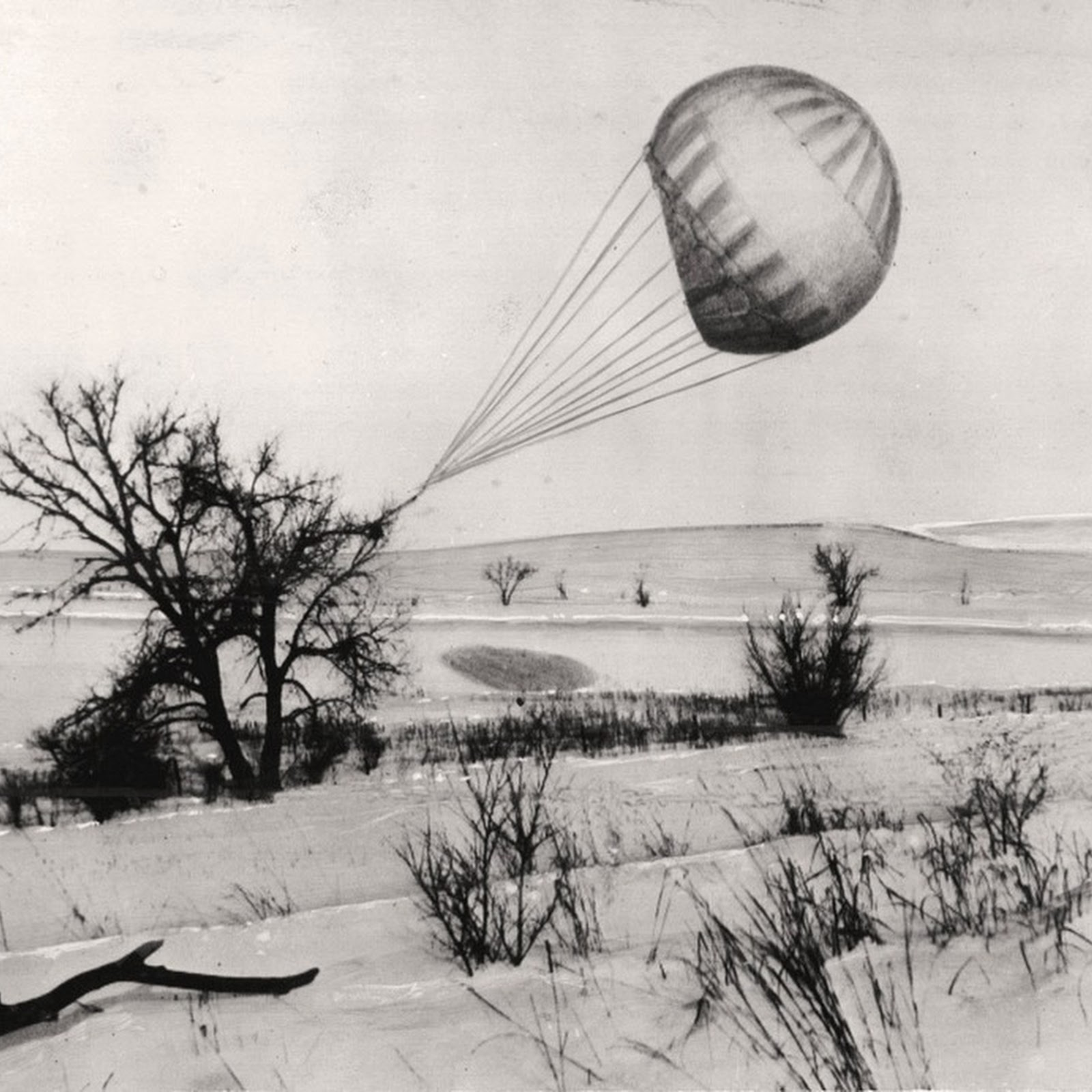 The Japanese Balloon Bombs of World War 2