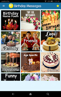 Birthday Cards & Messages - Wish Friends & Family- screenshot thumbnail