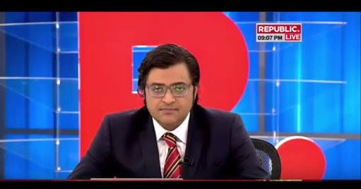 Supreme Court bans Arnab Goswami for creating noise pollution