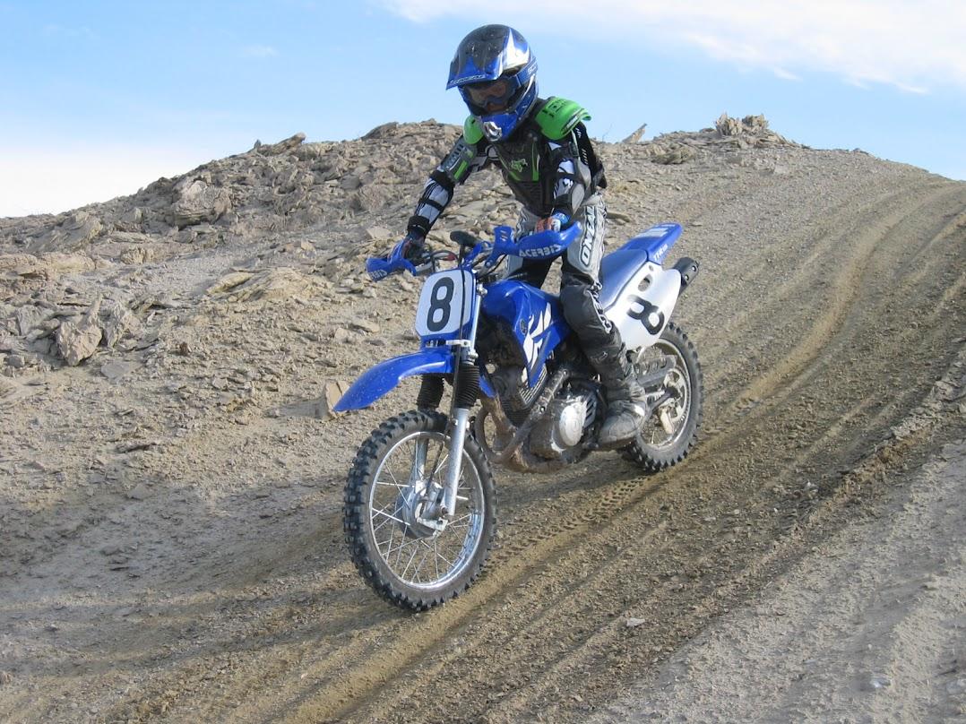 Yamaha TTR-125 - Jeffrode