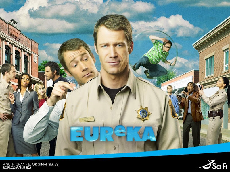 Review: A Town Called Eureka Season one (2006)