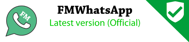 FM WhatsApp Latest Version  APK Download