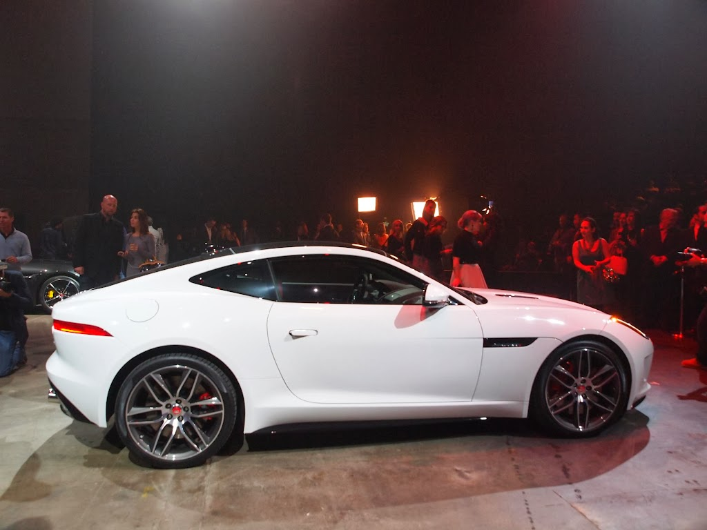 Jaguar F-Type Coupe 6