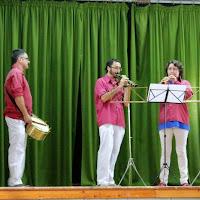 Audició Escola de Gralles i Tabals dels Castellers de Lleida a Alfés  22-06-14 - IMG_2373.JPG
