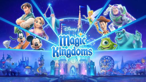 Gameloft partners with Disney for their next city builder fun DISNEY MAGIC KINGDOMS
