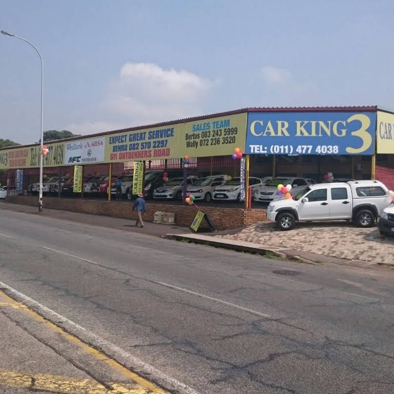 CAR KING 3 - Used Car Dealer in Roodepoort