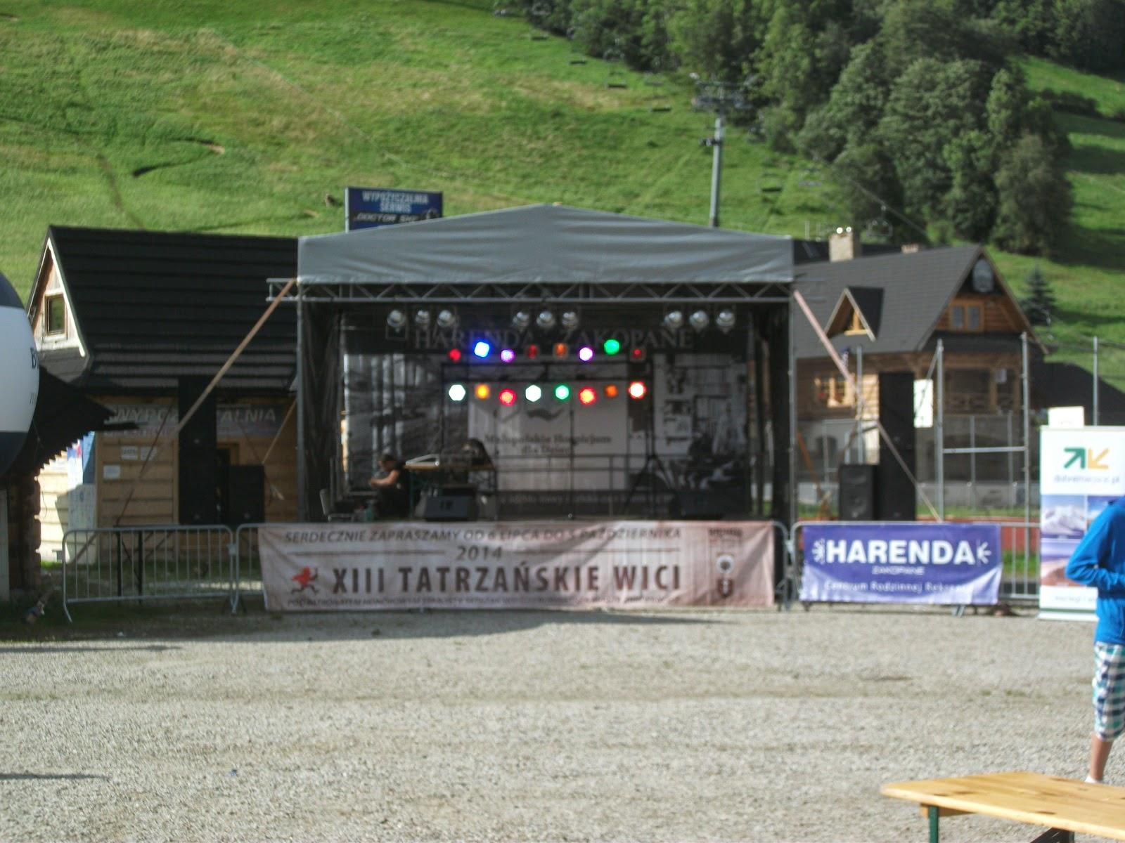 Foto-relacja z charytatywnej imprezy Harendziańskie Zwyki, która odbyła się w Zakopanem, 16.08.2014 roku na rzecz MHD