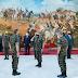 Bolsonaro participa da troca do Comando Militar do Sudeste