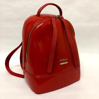 Furla Soft PVC Small Backpack