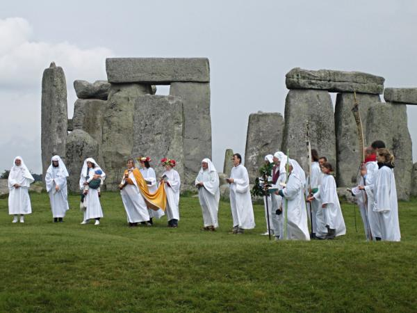 Druids, Celtic And Druids