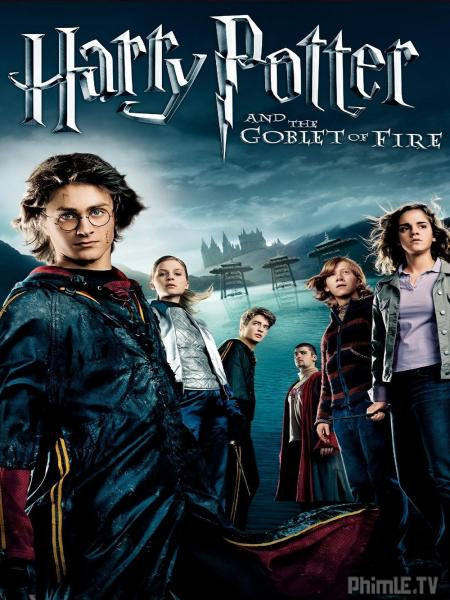Phim Harry Potter và chiếc cốc lửa Htv3 Lồng Tiếng - Harry Potter And The Goblet Of Fire - Lồng tiếng