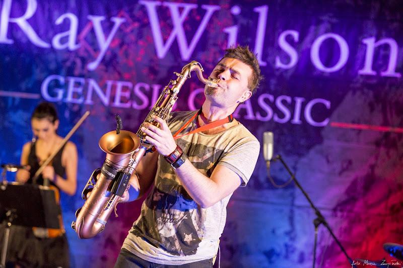 Foto galeria zdjęć koncerty śluby wesela Zmysłowski 2014-12-07 - koncert Ray Wilson plays Genesis Classics w Filharmonii Pomorskiej w Bydgoszczy