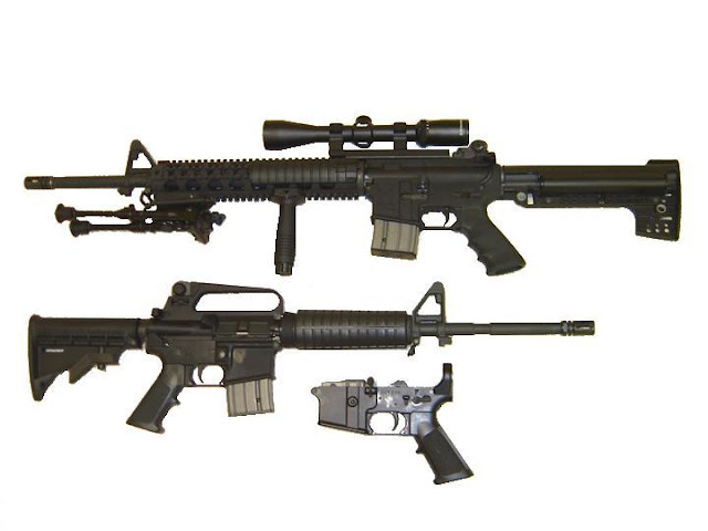 Florida Republican offers supporters a chance for an AR-15