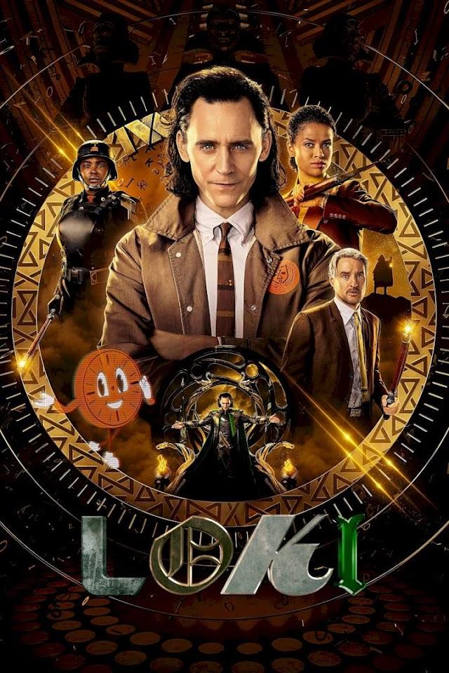 Loki - (Season 1) Episode 6 (The Finale) .