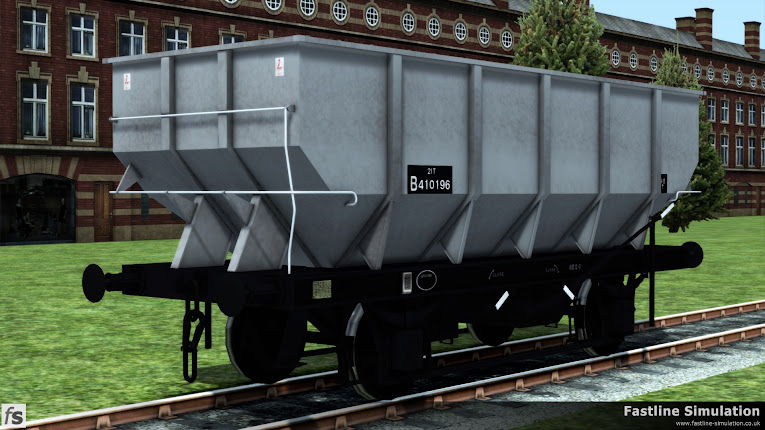 Fastline Simulation: dia. 1/141 HTO 21T Coal Hoppers