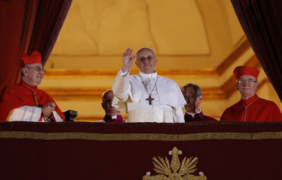 Election of Pope Francis I: worldwide reaction