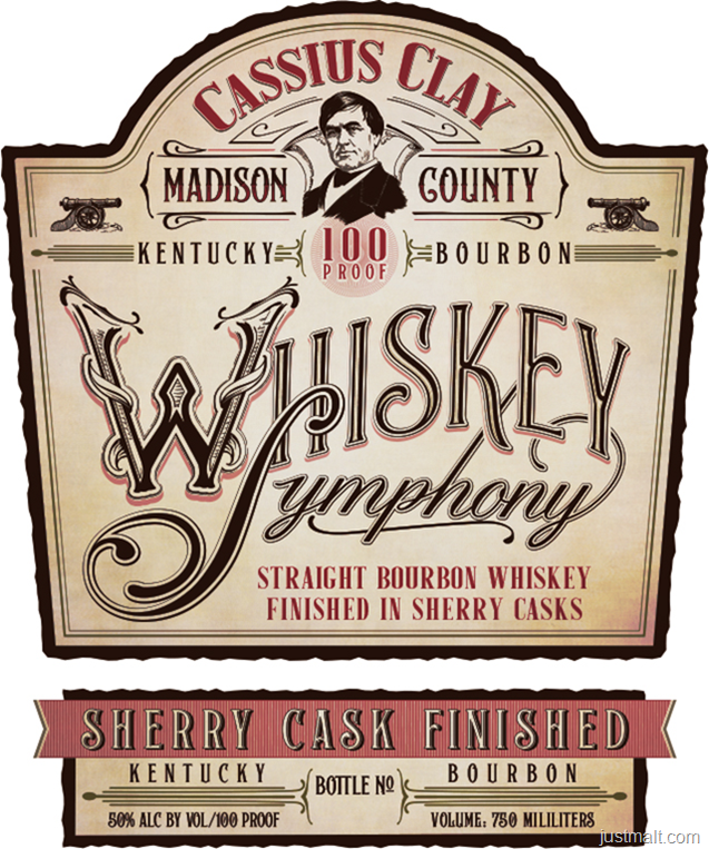 Cassius Clay Whiskey Symphony
