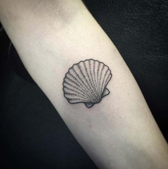 dotwork_shell_antebraço_tatuagem