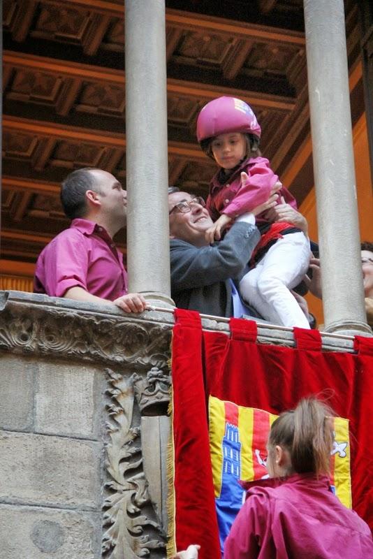 19è Aniversari Castellers de Lleida. Paeria . 5-04-14 - IMG_9613.JPG