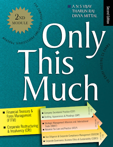 CS Professional Programme OTM Module 2 book