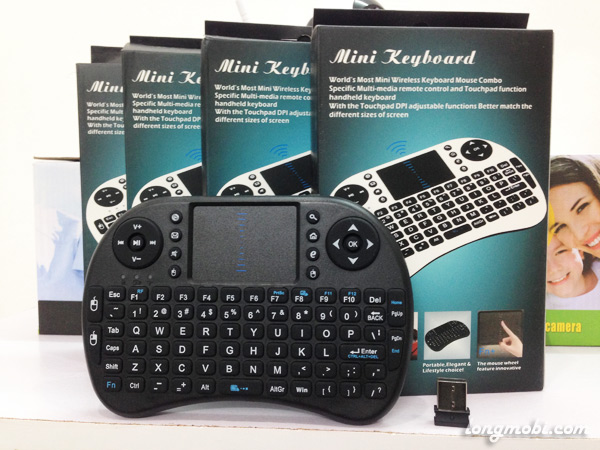 minikeyboard - all in one