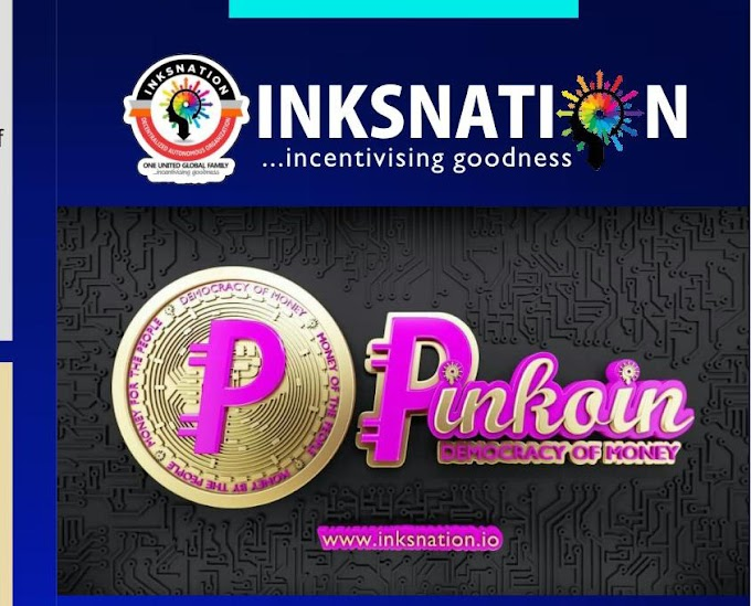 All You Need To Know About Pinkoin | Inksnation Poverty Eradication Scheme