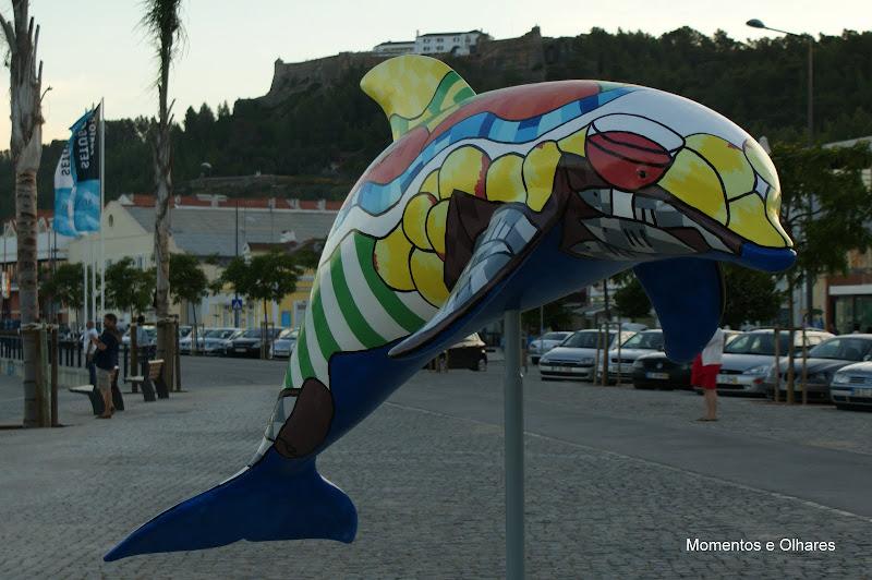 Golfinho parade, Setúbal, Portugal