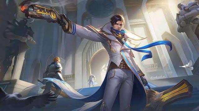 Hero Granger Mobile Legends