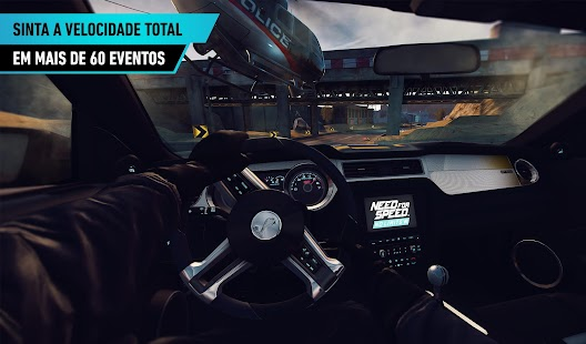 Need for Speed No Limits VR Screenshot