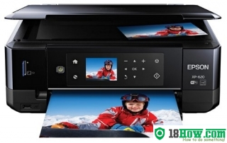 How to Reset Epson XP-620 printing device – Reset flashing lights problem