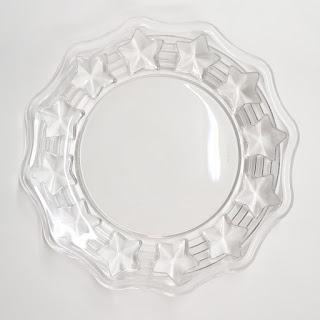 Tiffany & Co. Star Band Plate