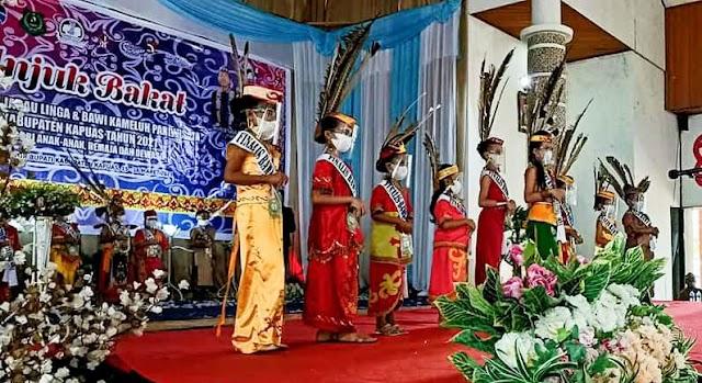 Pemilihan Jagau Linga dan Bawi Kameluh Kapuas 2021 Resmi Dimulai