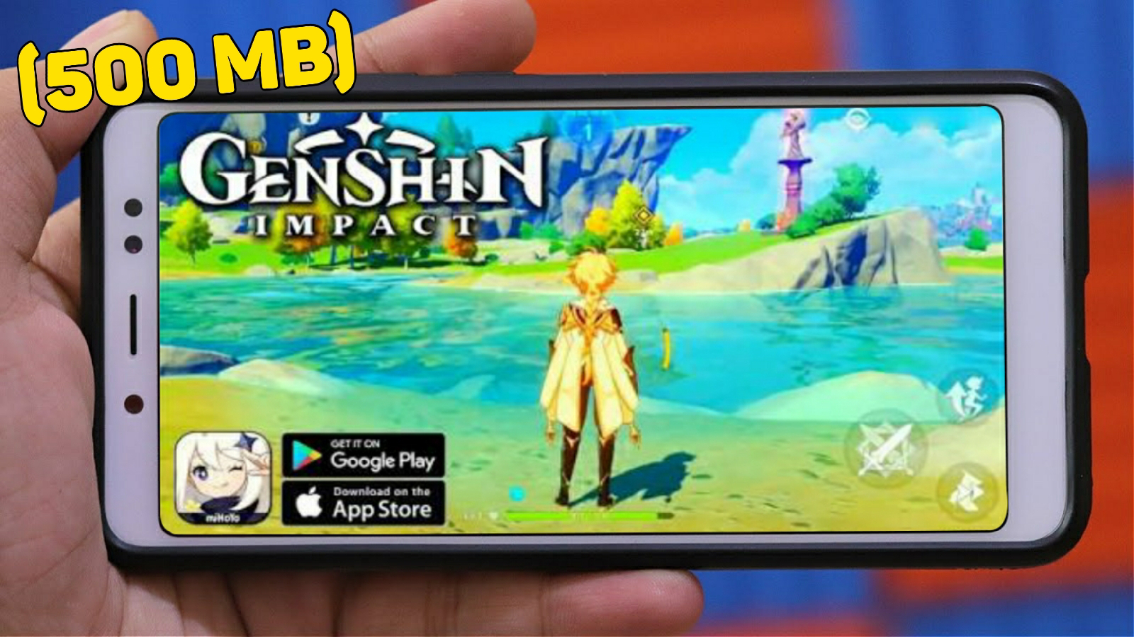 genshin impact highly compressed apk