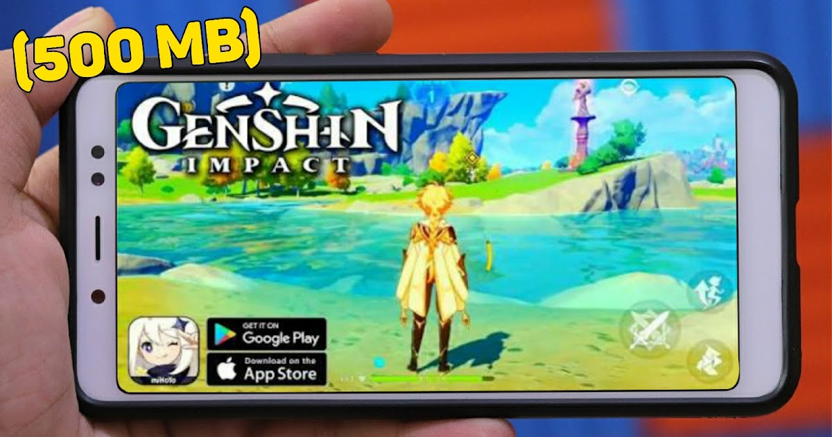 Genshin Impact Apk Obb Highly Compress Download For Android Gaming Chase