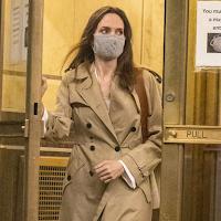 Angelina Jolie estaria de volta com seu primeiro marido