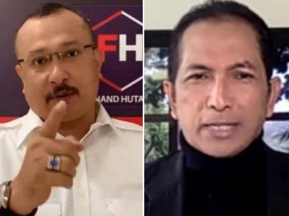 Sebut Hersubeno Arief Sebar Hoax Megawati Koma, Ferdinand: Harus Ditindak