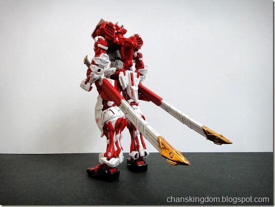 MBF-P02 Gundam Astray Red Frame -004