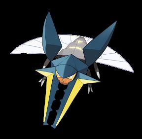 Pokémon Vikavolt