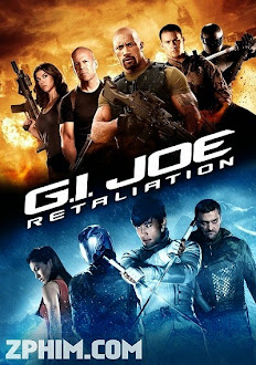 Biệt Đội G.I. Joe: Báo Thù - G.I. Joe: Retaliation (2013) Poster