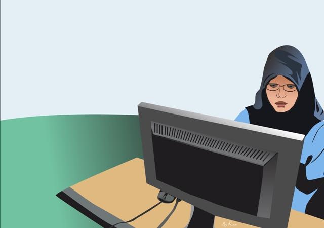 UN SMA dan SMK sederajat di Ngawi berbasis komputer
