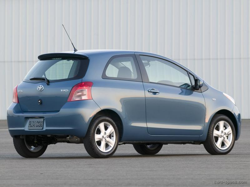 2009 toyota yaris hatchback specifications pictures prices. Black Bedroom Furniture Sets. Home Design Ideas