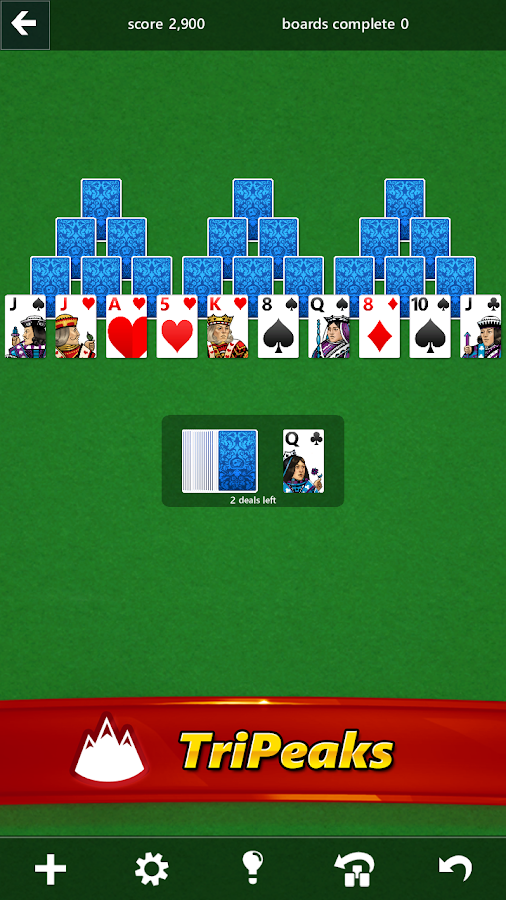 Microsoft Solitaire Collection- screenshot