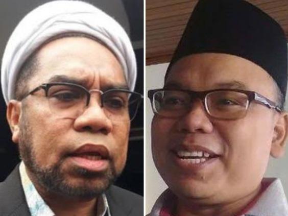 Mustofa: Pak Ngabalin Mana ya? Kalau Ibu Kota Pindah, Lantas Siapa Mau Naikin Kereta Api Cepat?