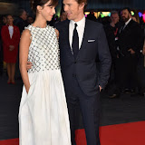 OIC - ENTSIMAGES.COM - Sophie Hunter and Benedict Cumberbatch  at the  LFF: Black Mass - Virgin Atlantic gala in London 11th October 2015 Photo Mobis Photos/OIC 0203 174 1069