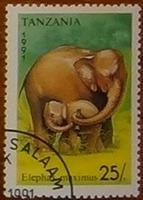 timbre Tanzanie 004