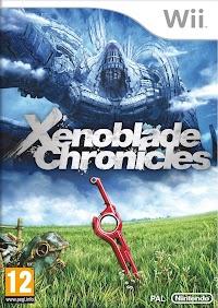 Jaquette du jeu Xenoblade Chronicles