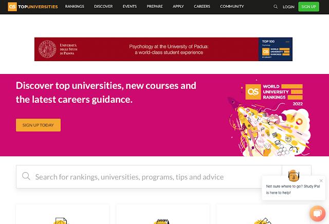 classificacao-de-universidades-lideres-de-mercado-do-mundo
