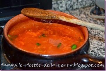 Chicche di ricotta con salsa di pomodoro e basilico (7)
