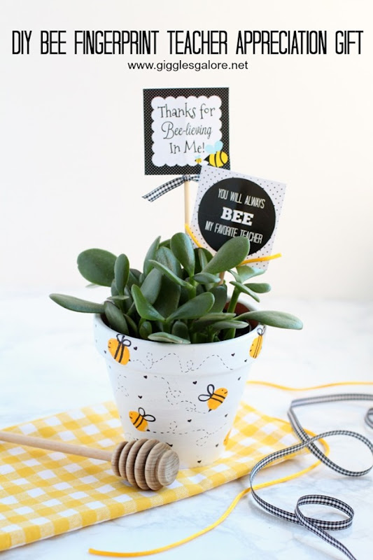 DIY-Bee-Fingerprint-Teacher-Appreciation-Gift